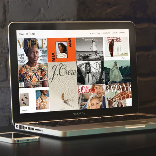 Website design - Brand identity design cape town
