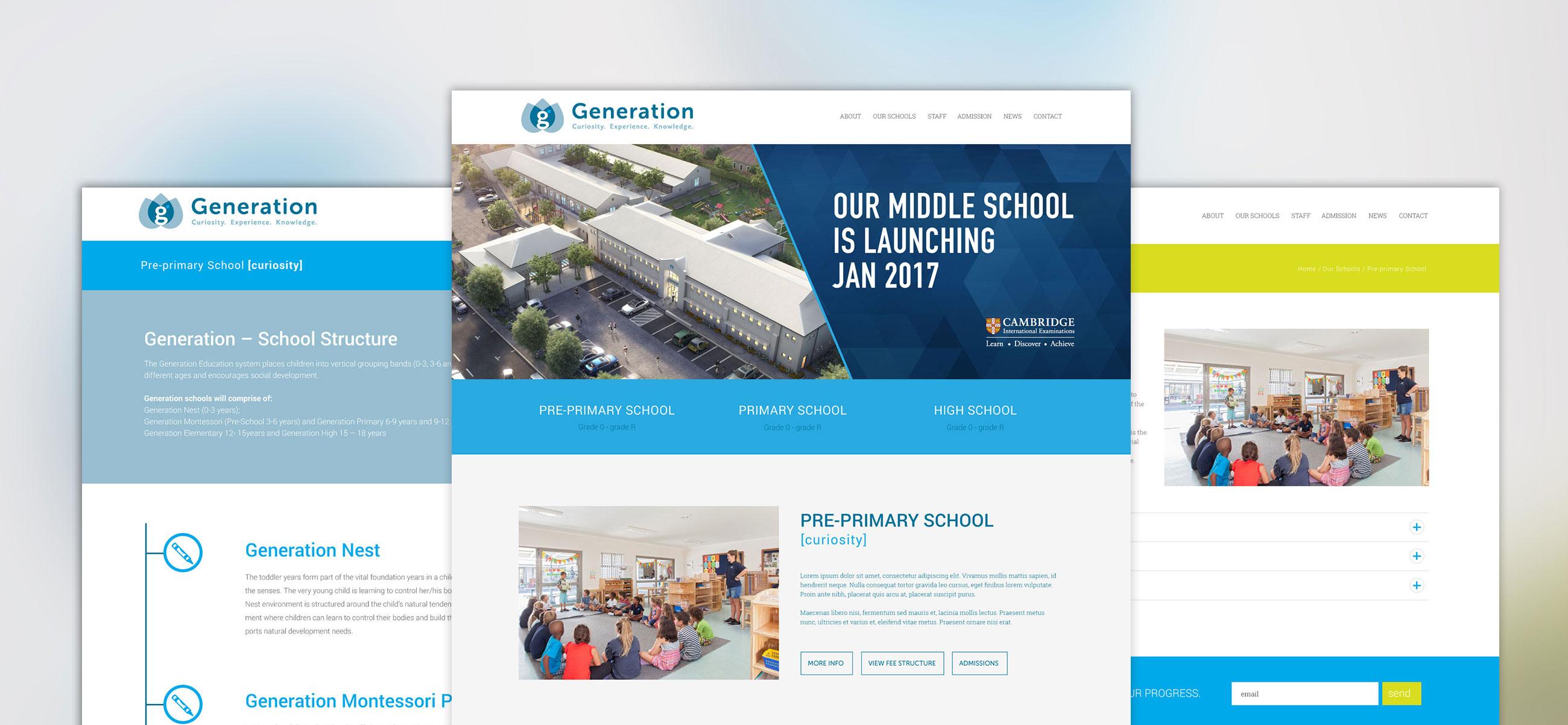 Generations Schools 3