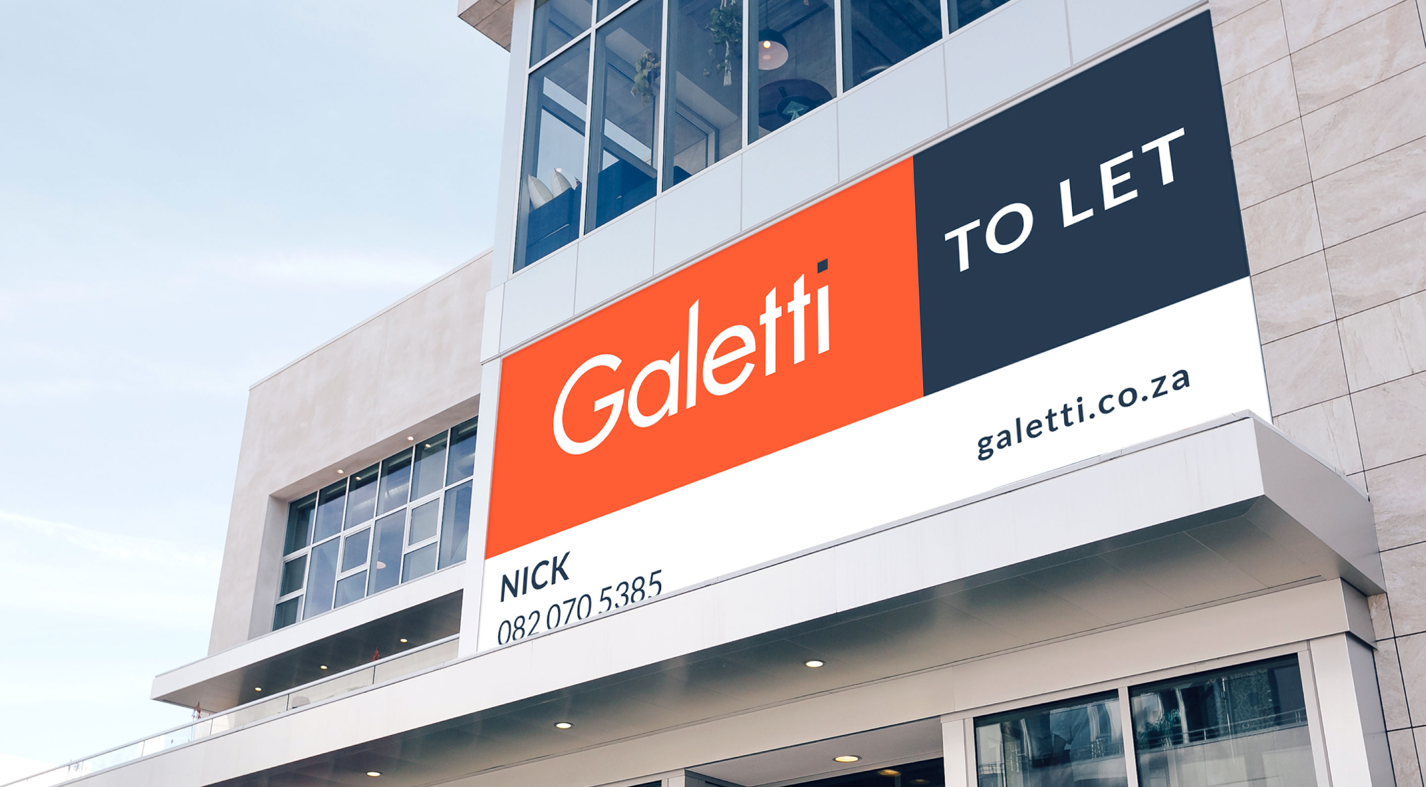 Galetti CRE corporate identity design 11