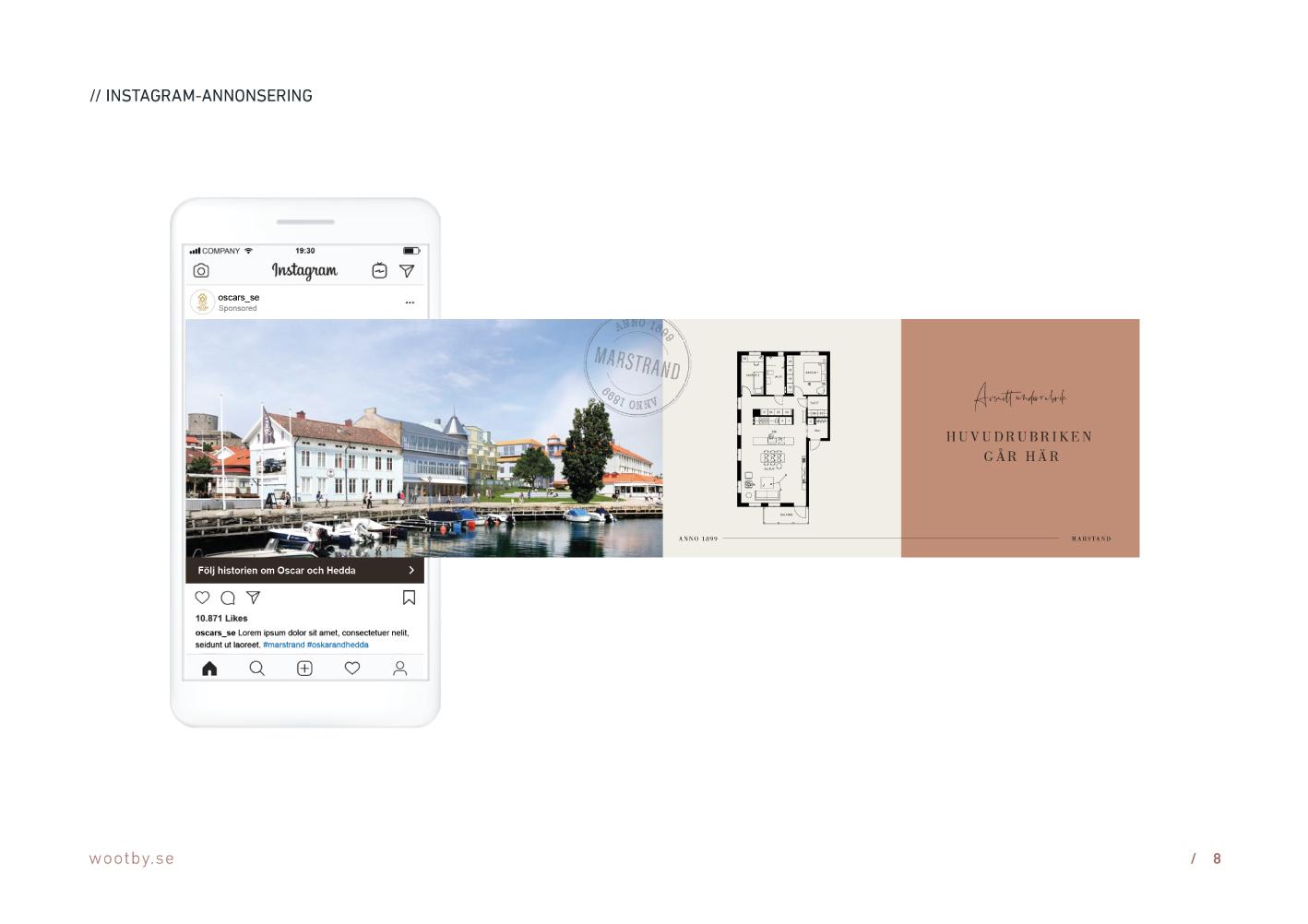 Brand Guidelines Design - Social Media